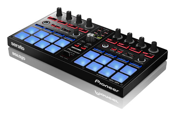 Pioneer DDJ-SP1 Serato DJ Sub-Controller