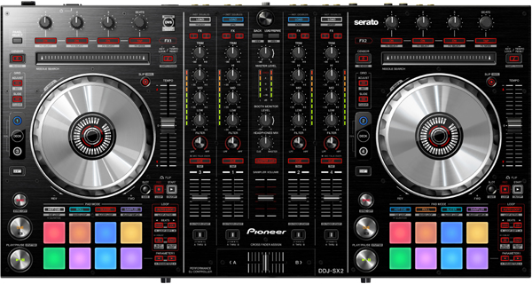 2014 DJ Expo: Pioneer DDJ-SX2 [Video]