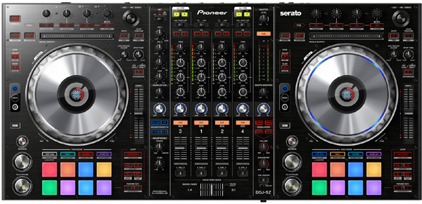 Pioneer DDJ-SZ with Virtual DJ [Video]