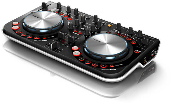 Pioneer DDJ-WeGO DJ Controller