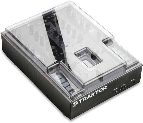 [Video] Decksaver NI Traktor Kontrol Z2 Cover