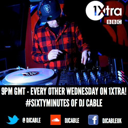 DJ Cable: BBC 1Xtra Mix 005