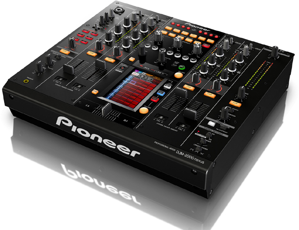 [Video] Pioneer DJM-2000nexus Announced