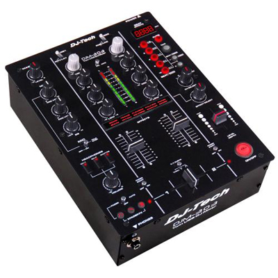 DJ Tech DJM-303 Unboxing & First Impressions Video