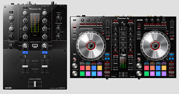 pioneer-djm-s3-ddj-sr2-announced-videos