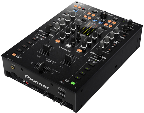 [Video] Pioneer DJM-T1 New Traktor 2.6 Mapping