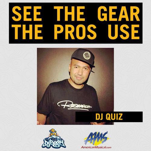 Pro DJ Setups: DJ Quiz