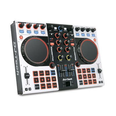 NAMM 2012 Video: DJ-Tech Dragon 2