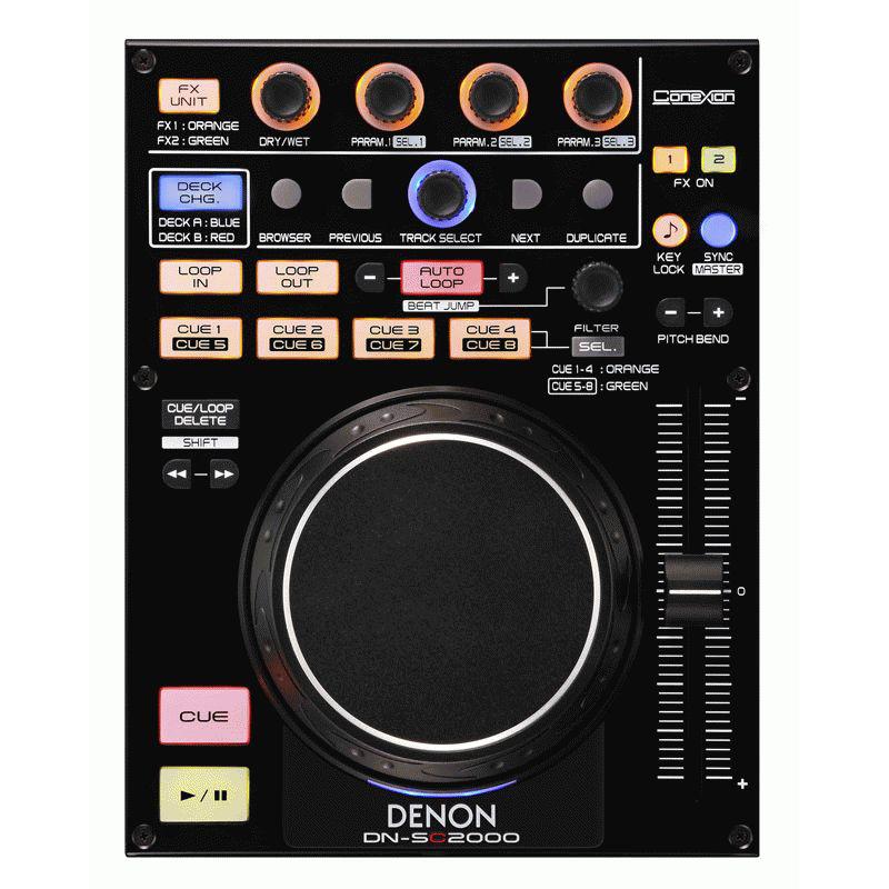 Denon DN-SC2000 Media Controller