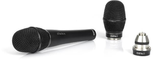 NAMM 2013: DPA d:facto II Microphone
