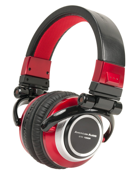 [Video] American Audio ETR-1000 Headphones Announced