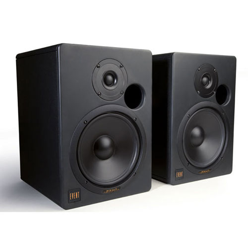 Event 20 20BAS Studio Monitor Speakers Review