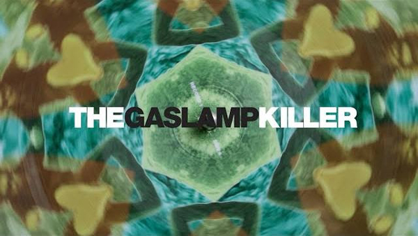 Gaslamp Killer Serato Vinyl [Video]
