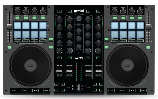 [NAMM 2013] Gemini G4V Controller Announced