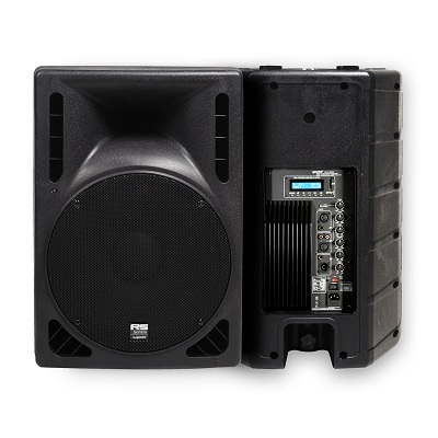 Gemini RS-415USB Loudspeaker with USB/SD Playback