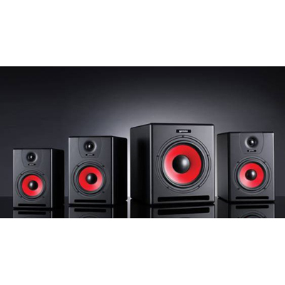 Gemini SR Series Powered Monitors