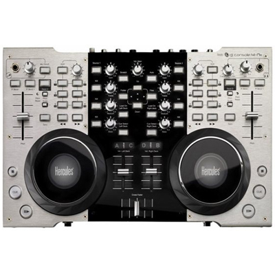 Hercules DJ Console 4-MX Controller