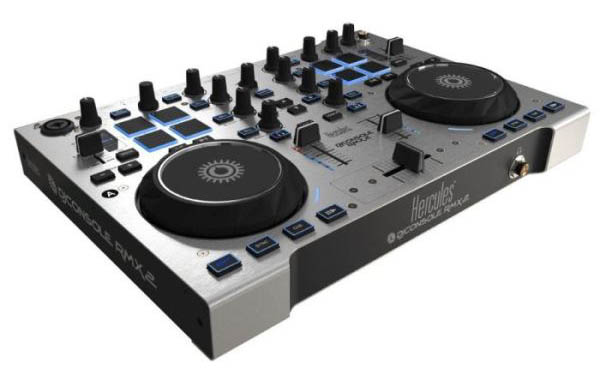 [Video] Hercules RMX 2 DJ Controller Unboxing & First Impressions