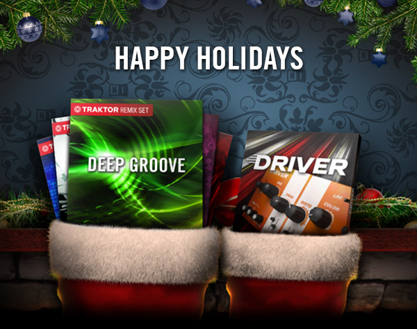 Happy Holidays From Native Instruments!