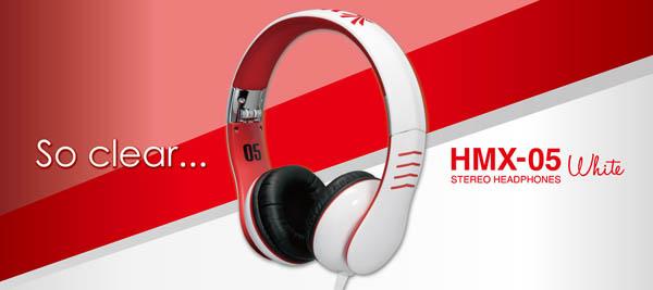 Vestax Releases the HMX-01 Headphones in White 516ed433182b
