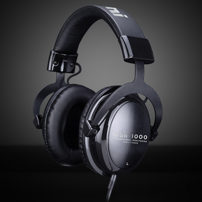 Gemini HSR-1000 Professional Headphones