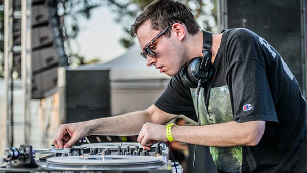 [Video] Serato Icon Artist Series - Hudson Mohawke