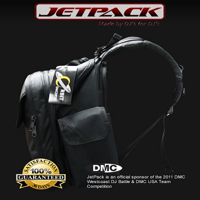 Orbit Concepts JetPack Backpack (DJ Gear)