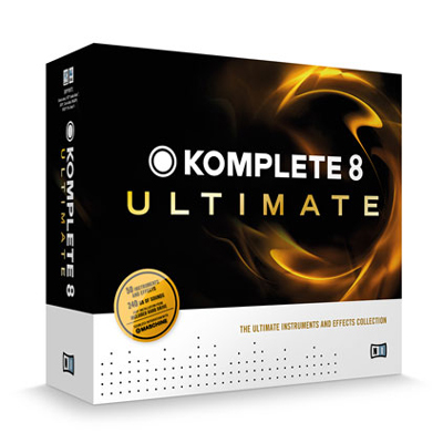 [Production Gear] NI Komplete 8 Sale Special