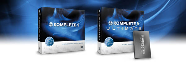 [Production Gear] NI Announces Komplete 9 Ultimate