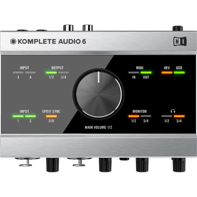 NI KOMPLETE AUDIO 6 Holiday Pricedrop!