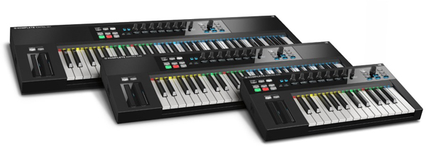 NI Announces Komplete Kontrol S-Series Keyboards [Video]