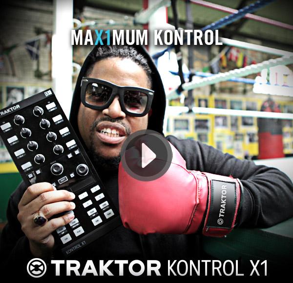 NI Traktor Kontrol X1 MK2