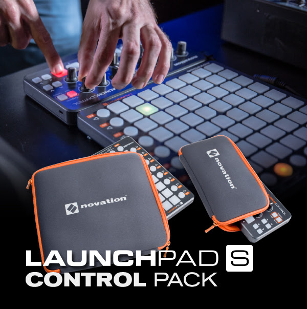 Novation Announces the Launchpad S Control Pack [Video]