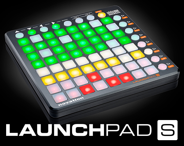 [Video] Novation Launchpad S