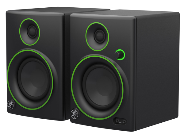 Mackie CR4 & CR3 Affordable Monitor Speakers [Video]