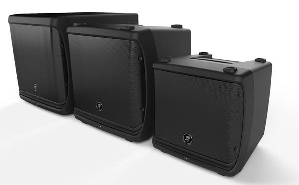 [Video] Mackie DLM Series Powered Speakers
