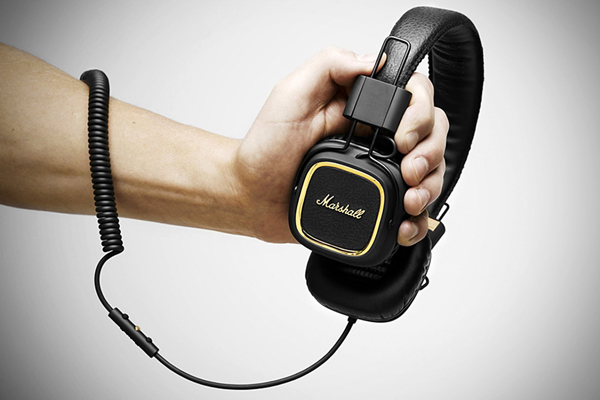 Marshall Major 50 FX Headphones Released
