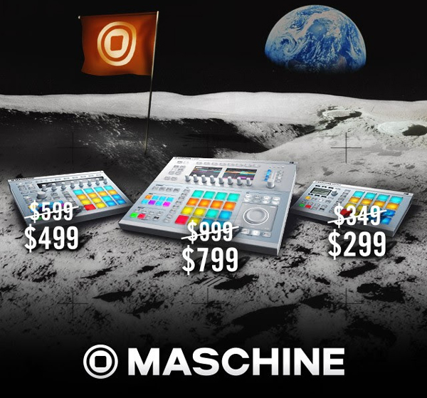 NI Maschine & Maschine Mikro Price-Drop!