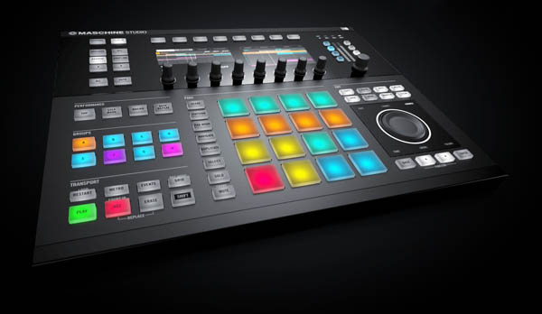 Maschine Studio Music Production MIDI Controller