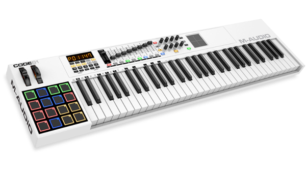 m-audio-code-keyboard