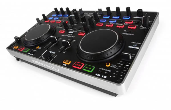 Denon DJ MC2000 DJ Controller