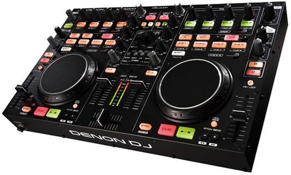 Denon DJ MC3000 Controller