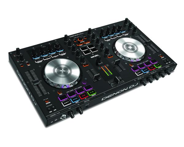 NAMM 2015: Denon DJ MC4000 Controller