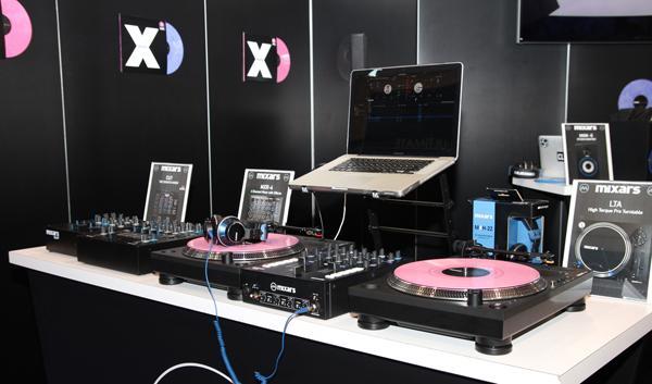 namm-2016-mixars-dj-gear