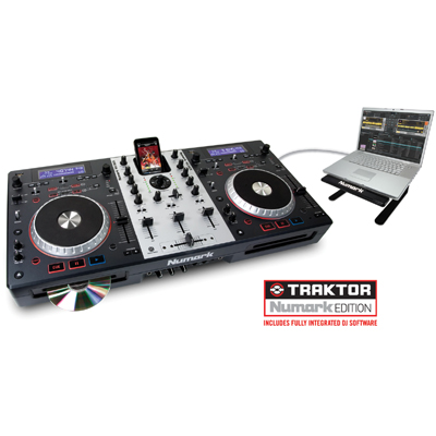Numark Mixdeck DJ System
