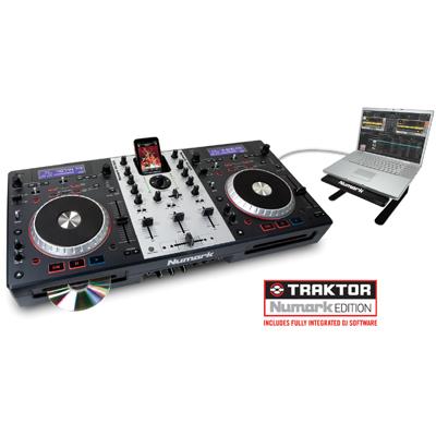 numark-mixdeck-dj-system