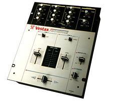 Vestax PMC-05 Pro II Mixer