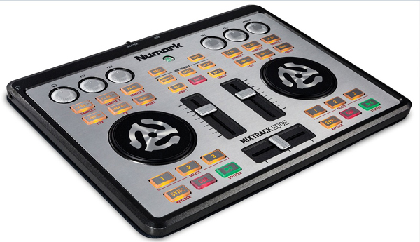 Numark Announces Mixtrack Edge DJ Controller
