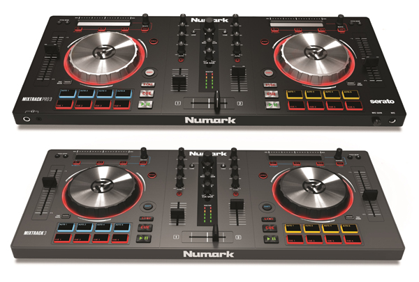 Serato DJ Numark Mixtrack Pro III Demo [Video]