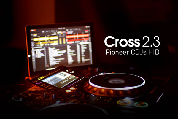 [NAMM 2013] Mixvibes Cross 2.3 Pioneer HID Support